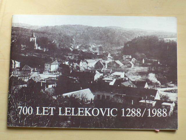700 let Lelekovic 1288/1988