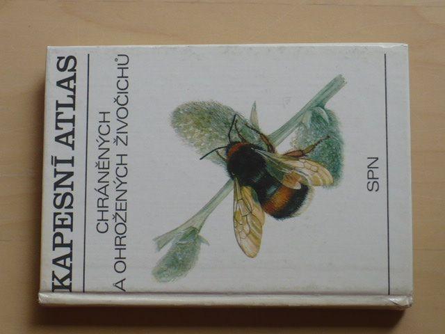 Kapesní atlas chráněných a ohrožených živočichů (1983)