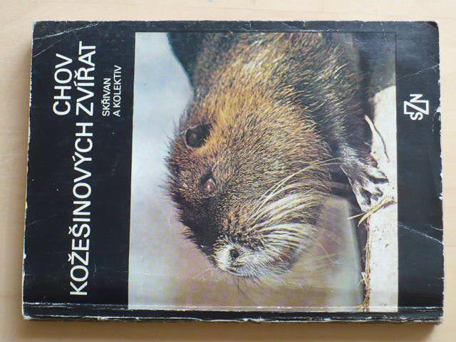 Skřivan a kol. - Chov kožešinových zvířat (1983)