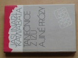 Kawabata - Tanečnice z Izu a jiné prózy (1988)