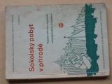 Sokolský pobyt v přírodě (1947) Náplně schůzek a vycházek