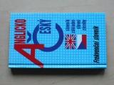 Nováková - Anglicko Český slovník základní slovní zásoby - Referenční slovník (1992)