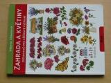 Diazová - Zahrada a květiny - 200 motivů pro křížkové vyšívání (2012)