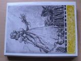Lidové umění na Hané - Lidová kultura hmotná (1997) reprint Bečák 1941