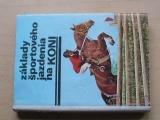 Popluhár - Základy športovného jazdenia na koni (1981) slovensky