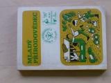 Zájmový odznak - Mladý přírodovědec (PO SSM 1983)
