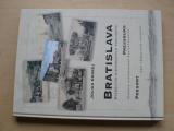 Cmorej - Bratislava - Svedectvo historických pohladníc (slovensky, německy, maďarsky) 2004