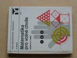 Kowal - Matematika pro volné chvíle (1986)