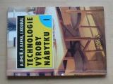 Uhlíř, Kafka, Koukal - Technologie výroby nábytku I. (1997)