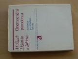 Škach, Kostlán a kol. - Onemocnění parodontu (1977) Učebnice pro lékařské fakulty