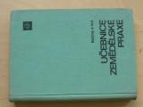 Bačina - Učebnice zemědělské praxe (1975)