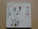Shakespeare - Falstaffovo babí léto (1969) upravil Jan Werich + gramodeska