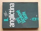 Angličtina pro jazykové školy II. (1988)
