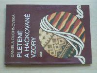 Duchnovská - Pletené a háčkované vzory (1988) slovensky