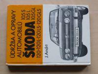 Andrt - Údržba a opravy automobilů Škoda 105-120 GLS (1981)