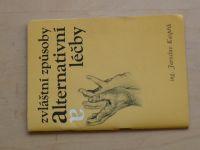Ing. Kaspřík - Zvláštní způsoby alternativní léčby (1991)