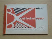 Odívání - Střihy - Léto (1967)