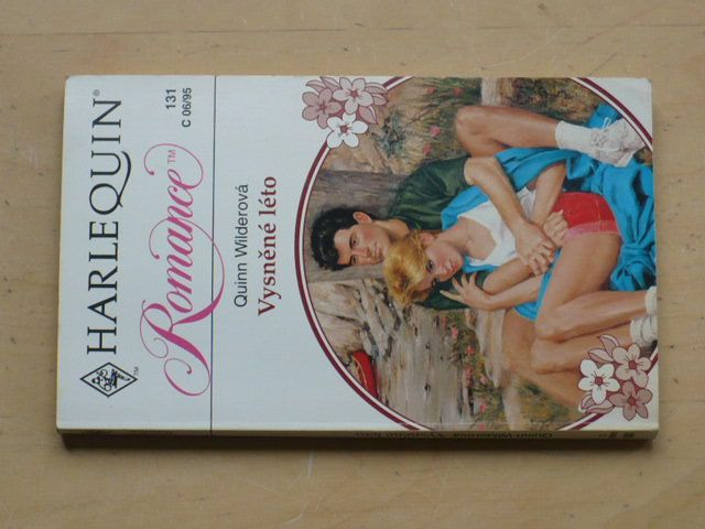 Romance, č.131: Wilderová - Vysněné léto (1995)