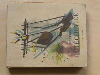 Jiří Frejka - Outěchovice (1942) obálka, obrázky J. Trnka