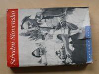 Novotný - Střední Slovensko (1937) Kulturněhistorické kapitoly,česky