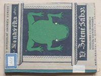 """Franěk - Šenkýřka ,,U zelené žáby"""" (nedatováno)"""