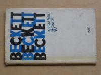 Beckett - Poslední páska, Šťastné dny, Hra (1965)
