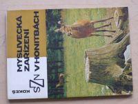 ¨Kokeš - Myslivecká zařízení v honitbách (SZN 1974)