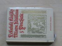 Lékařské knížky Mistra Křišťana z Prachatic (1975)