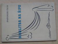 Svatopluk Čech - Motlitba na Řípu (1938)