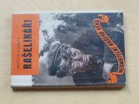 Coolen - Rašelináři (1946) obálka Toyen