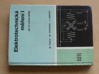Fiala, Vrožina, Hercik - Elektrotechnická měření I. pro 3 ročník SPŠE (1989)