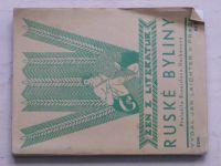 Ruské byliny (1937)