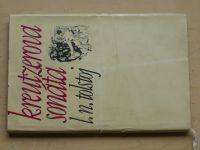 Tolstoj - Kreutzerova sonáta (1967)