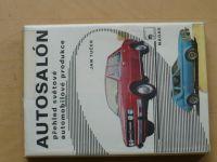 Tuček - Autosalón - Přehled světové automobilové prudukce (1977)