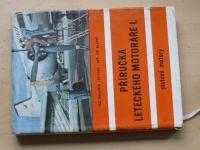 Vršinský, Blatný - Příručka leteckého mototáře I. pístové motory (1964)