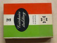 Bukáček, Benešová - Cvičebnice italštiny (1963)