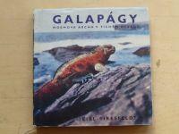 Eibl-Eibesfeldt - Galapágy - Noemova archa v Tichém oceáně (1970)