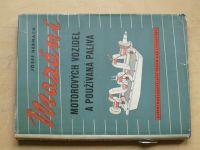 Hermach - Mazání motorových vozidel a používaná paliva (SNTL 1958)