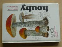 Houby - Poznáváme, sbíráme, upravujeme (1989)