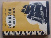 Karavana - Běhounek - Robinzoni Želvích ostrovů (1965)