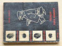 Karavana - Hanuš - Případy pana Bábovky (1962)
