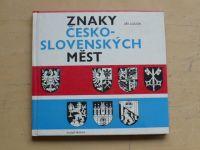 Louda - Znaky československých měst (1975)