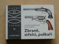OKO 38 - Letošníková, Herčík - Zbraně, střelci, puškaři (1975)