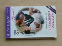 Romance, č.456: Michaelsová - Společenská manželka (2001)