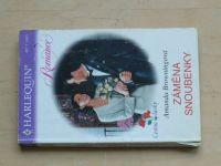 Romance, č.467: Browningová - Záměna snoubenky (2001)