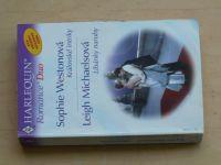 Romance Duo, č.541: Westonová - Královské intriky, Michaelsová - Líbánky naruby (2003)
