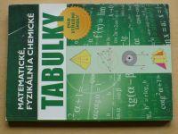 Chajda - Matematické, fyzikální a chemické tabulky pro střední školy (2015)