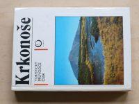 Turistický průvodce ČSSR - Krkonoše (1984)