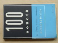100 sonetů zachránkyni věčného studenta Roberta Davida (Borový 1937)