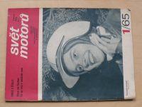 Svět motorů 1-26 (1965) ročník XIX.